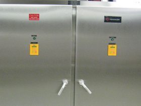 Automation and Controls Stainless Steel Control Cabinet