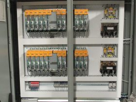 Automation and Controls Drive Control Cabinet