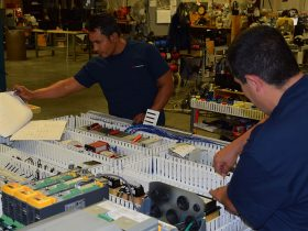 Automation and Controls Panel Building