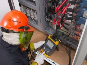 Electrical Maintenance and Testing - Amp Draw Testing
