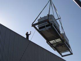Industrial Rigging & Crane Services