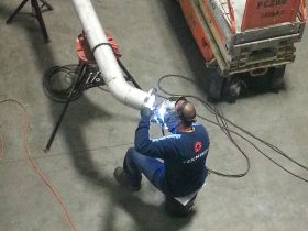 Stainless Steel Pipe Welding